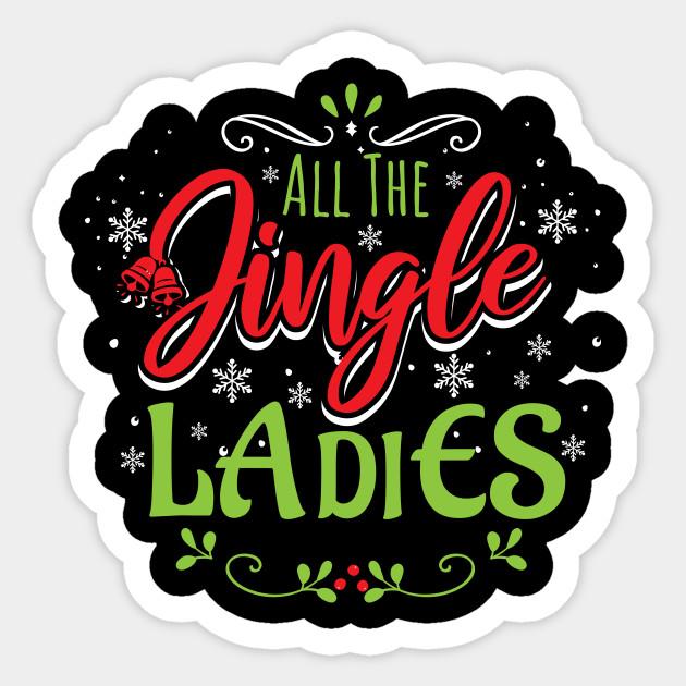 Funny Christmas Pun All The Jingle