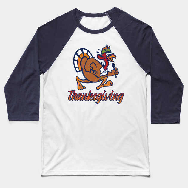 thanksgiving Baseball T-Shirt