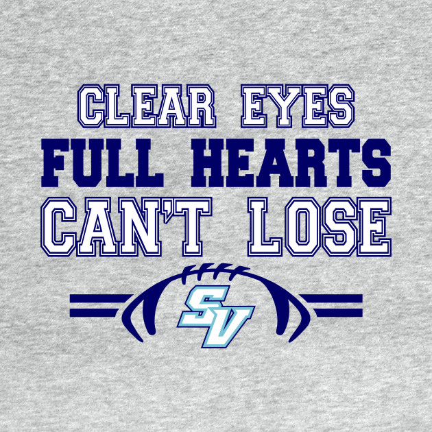 """Clear Eyes"" - SVHS Football"