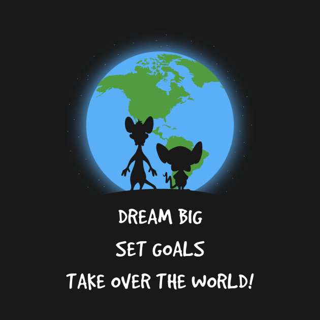 Take over your dreams!