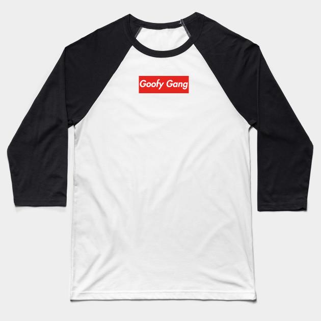46092ad6b105b6 Gucci Gang - Goofy Gang - Lil Pump - Baseball T-Shirt