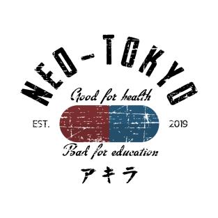 Neo - Tokyo t-shirts