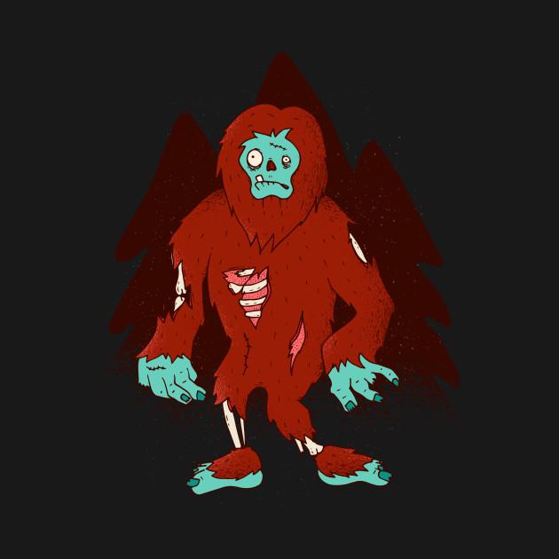 Zombie Big Foot