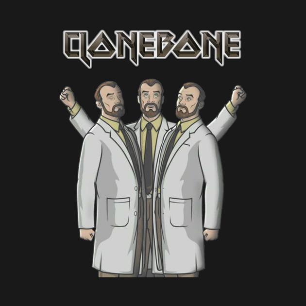 Archer Krieger Clone Bone