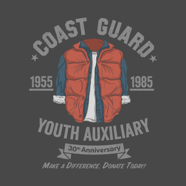 Coast Guard Youth Auxiliary T-Shirt