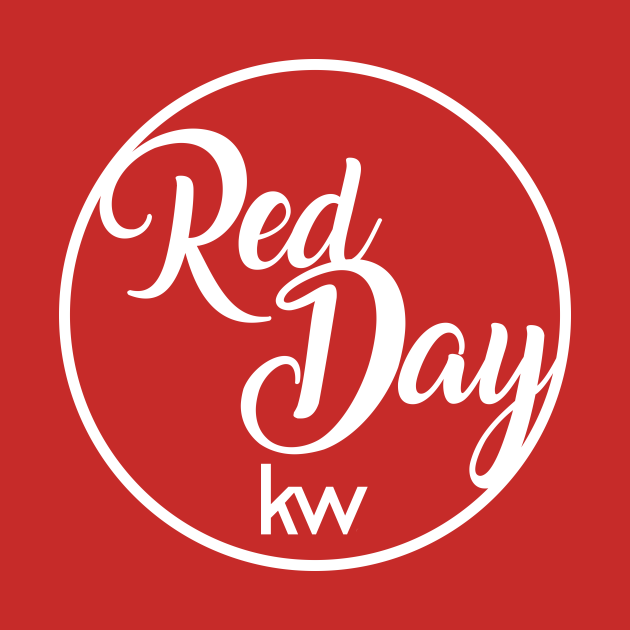 Red Day Cursive