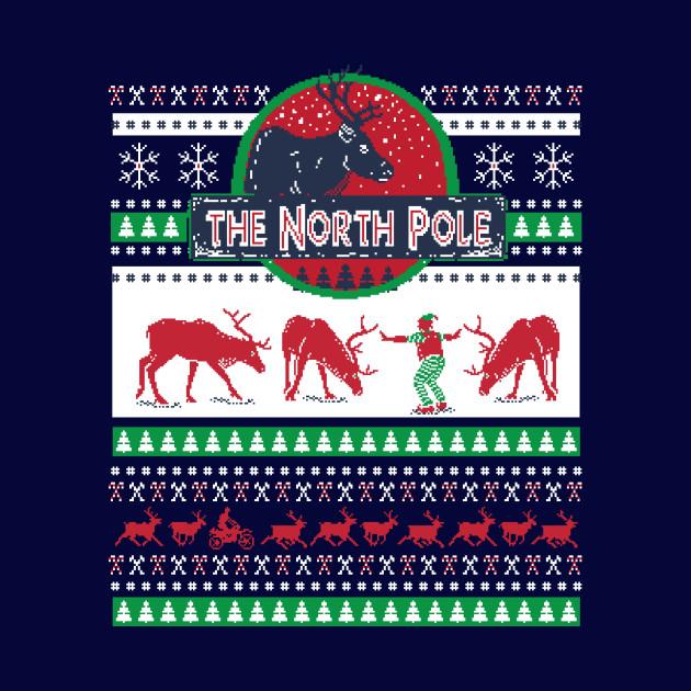 North Pole Prattkeeping