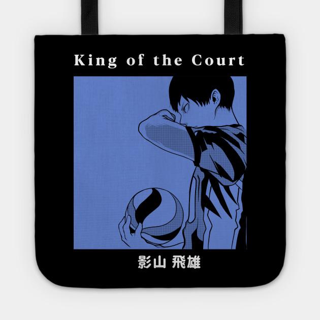 Haikyuu - King Of The Court Black