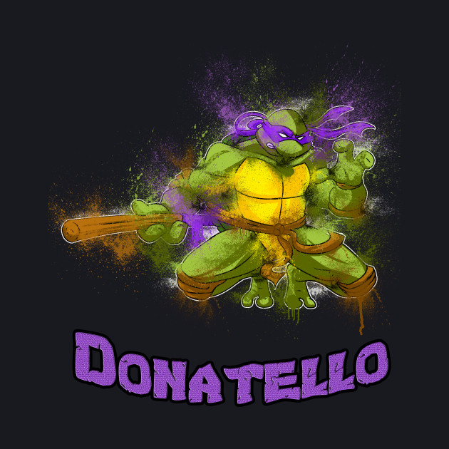 Graffiti Donatello
