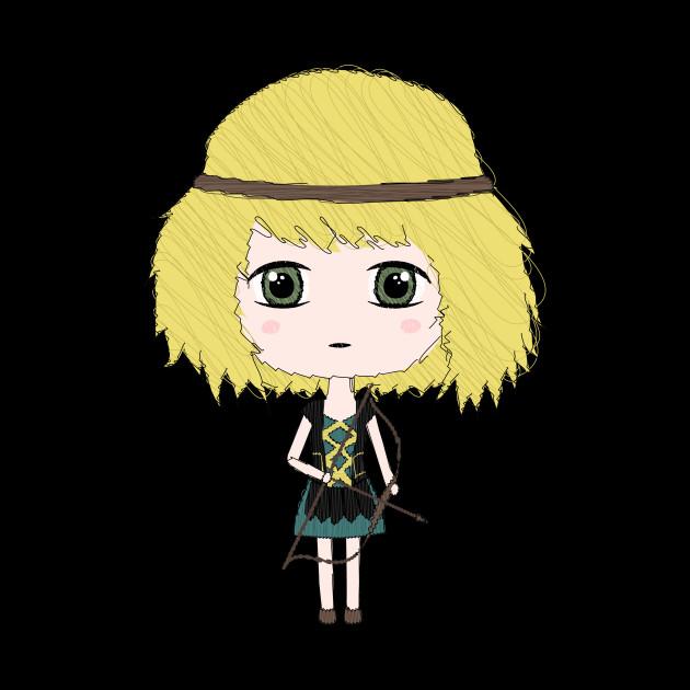 Sagittarius Girl