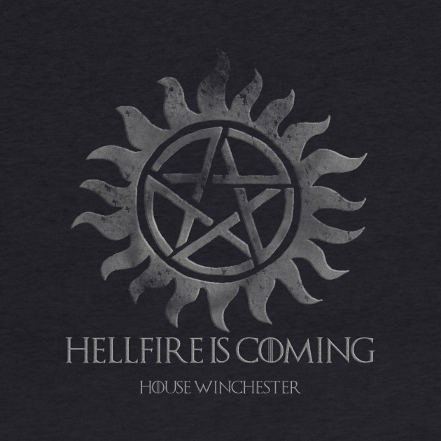House Winchester - Hellfire Is Coming