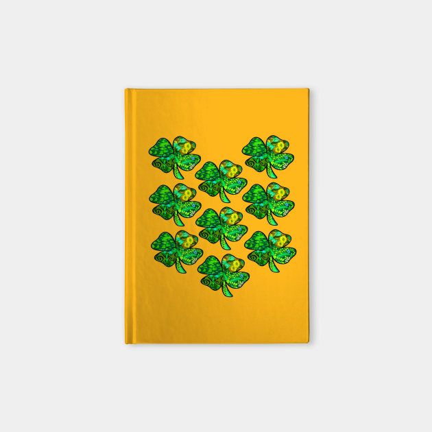 Retro Shamrock Tile