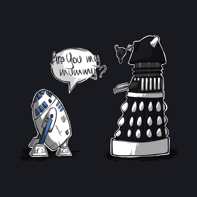 Are you my mummy? - CHOOSE YOUR COLOR
