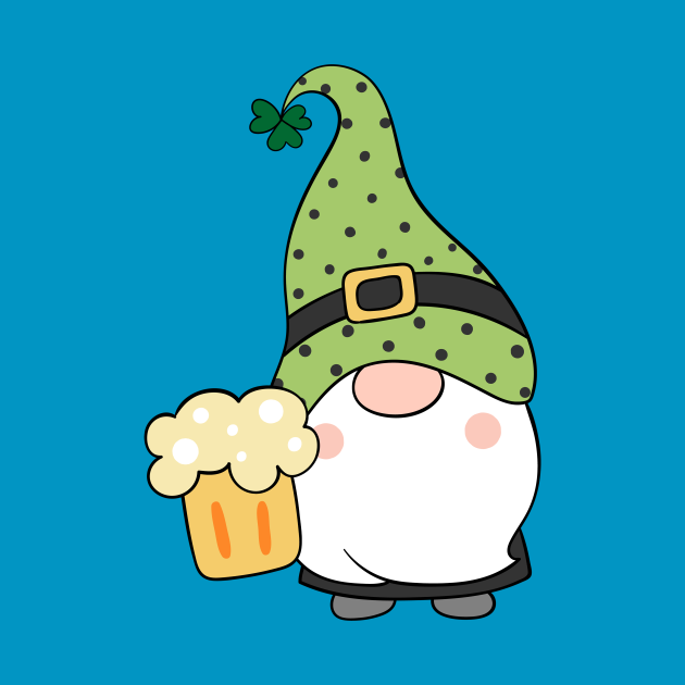 St Patrick Day Gnomes