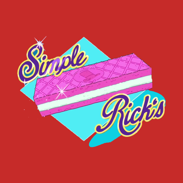 Simple Rick Wafers