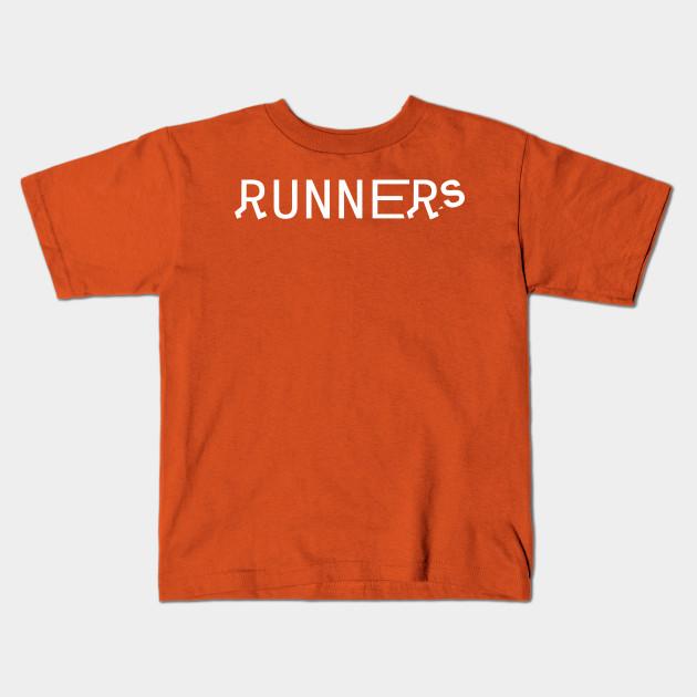 fc714fbc RUNNERS TEE - Run Runners Runner Sport Outdoor - Kids T-Shirt ...
