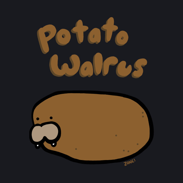 Potato Walrus