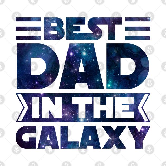 Best Dad in the Galaxy - stars
