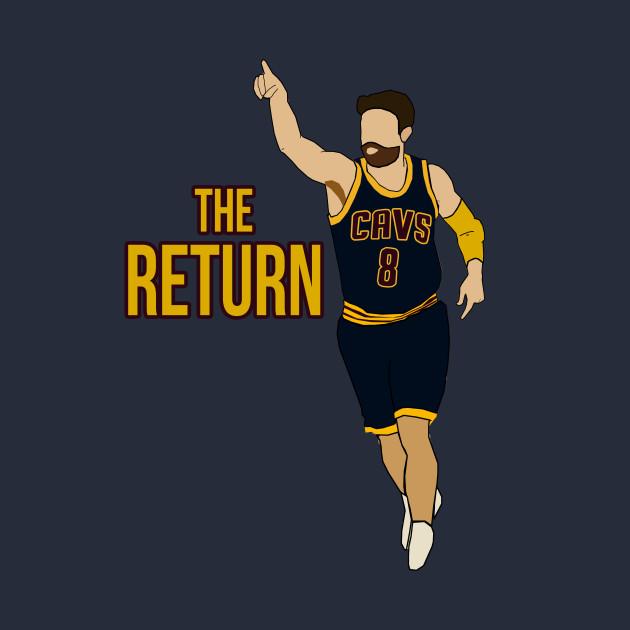 new concept 2cf70 5fc79 Matthew Dellavedova 'The Return' - Cleveland Cavaliers