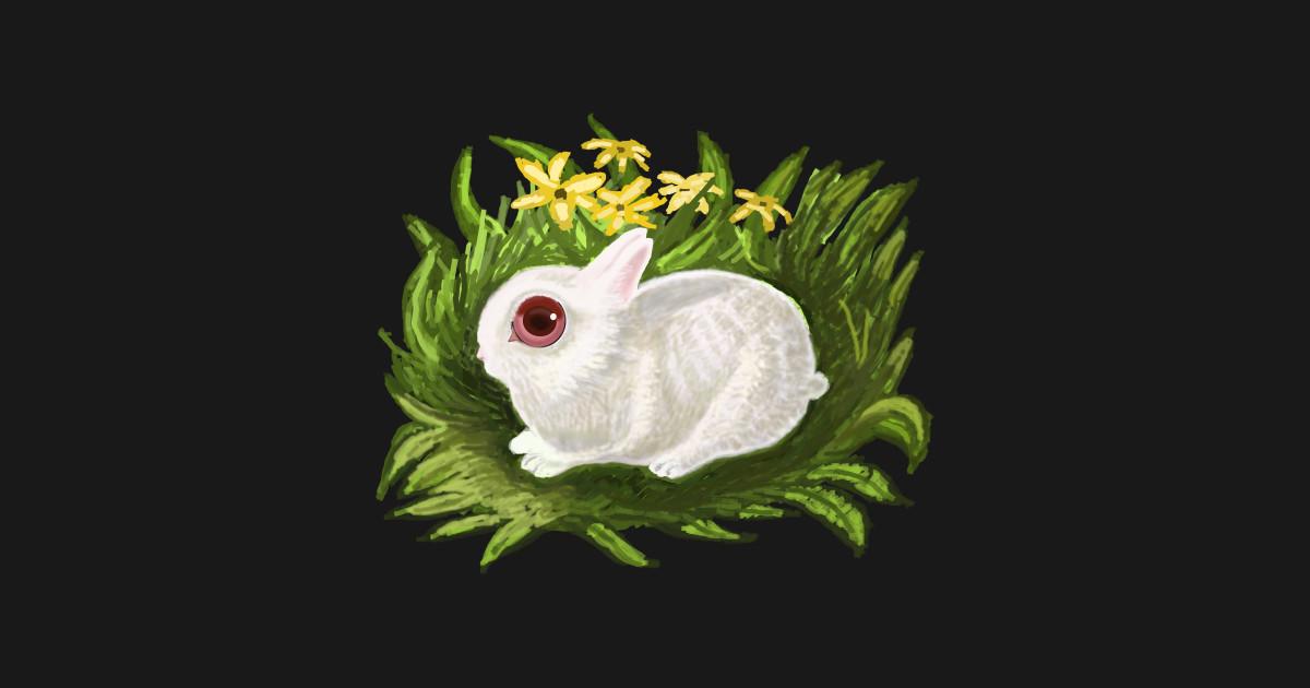 42a471832 Wild Bunny by david93950