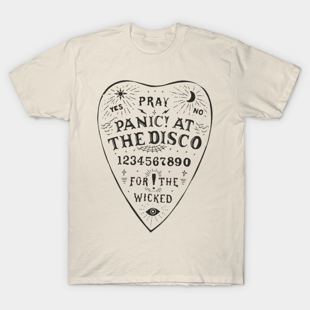 Pray For The Wicked Album Artwork Panic At The Disco T Shirt