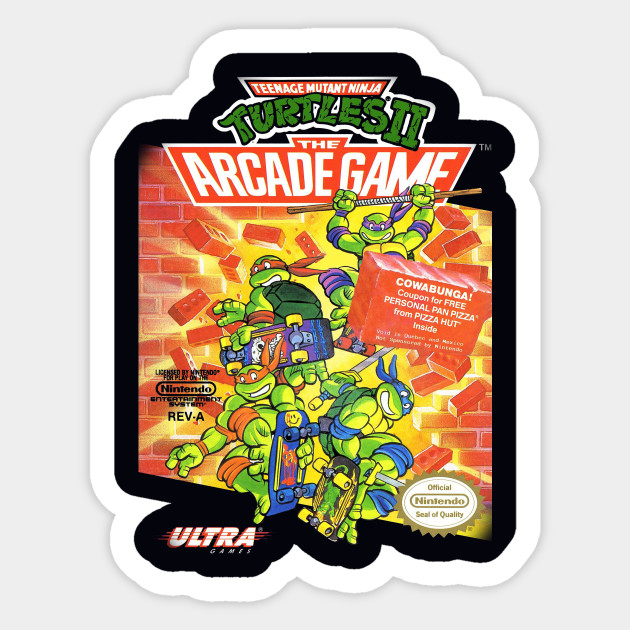 TMNT II: The Arcade Game