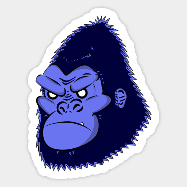 Gorilla sticker