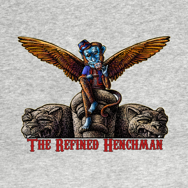 The Refined Henchman