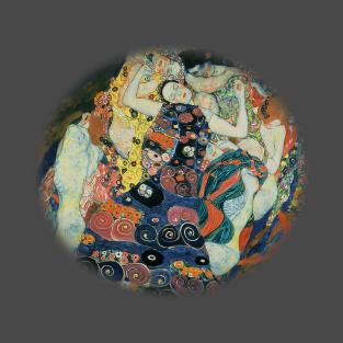 Gustav Klimt Art Print T-Shirt