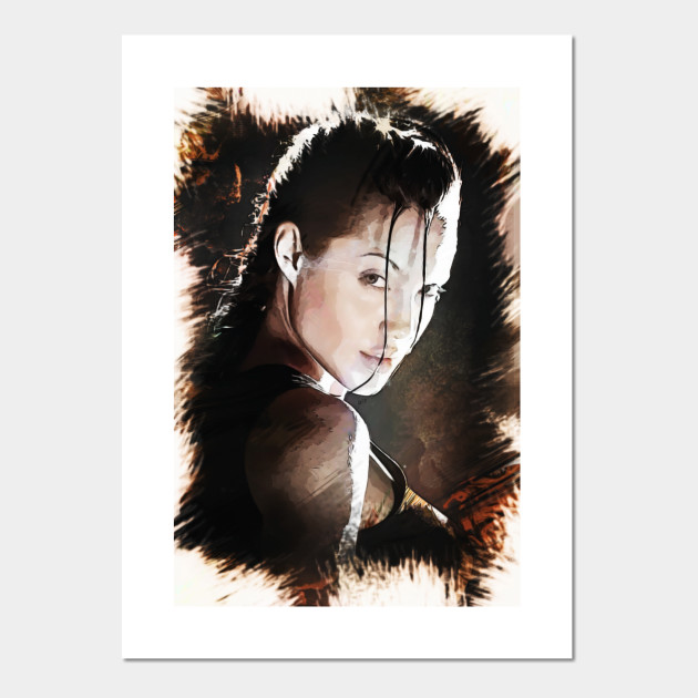 Lara Croft Tomb Raider Angelina Jolie