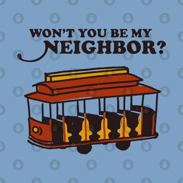 Mister Rogers - Won't you be my neighbor? with Trolley ...