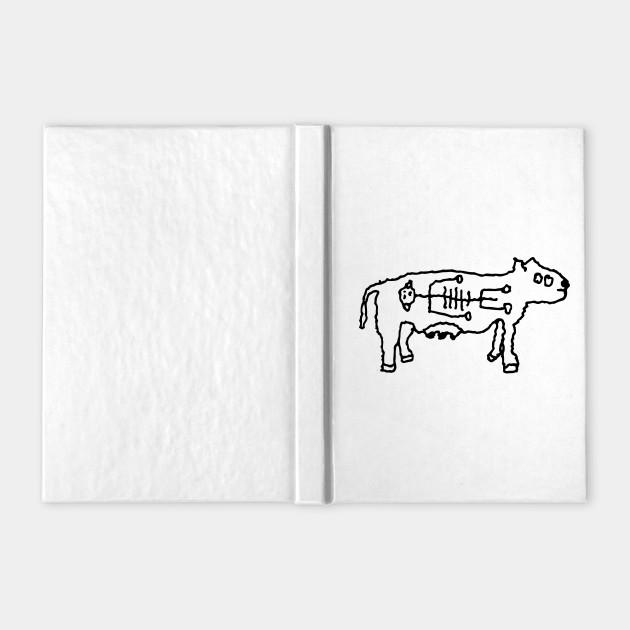 Cow Eats Man