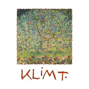 Apple Tree by Gustav Klimt T-Shirt
