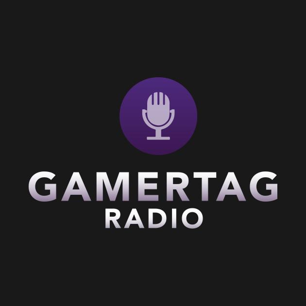 Gamertag Logo - Dark