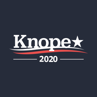 Parks and Recreation Shirt, LESLIE KNOPE, PAWNEE, Knope 2020, Parks and Rec, Make Pawnee Great Again, Leslie Knope 2020 T-Shirt