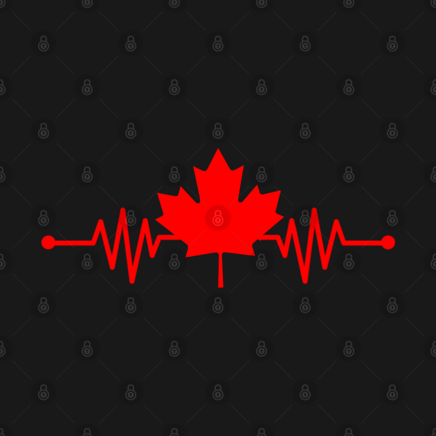 Canada Leaf Heartbeat