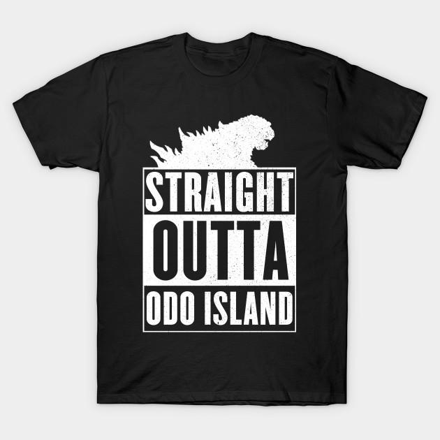 Godzilla shirt