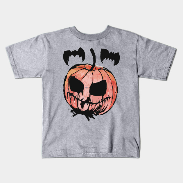 Pumpkin King Black Outline