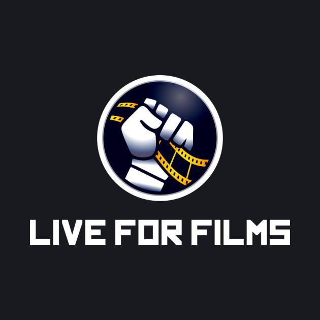Live For Films Logo