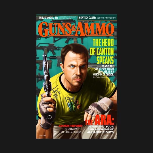 Jayne Cobb Magazine parody