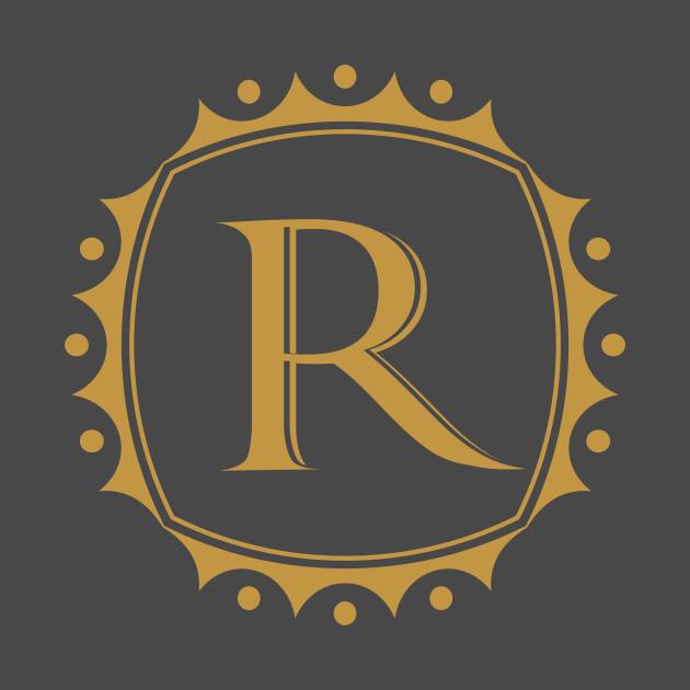 Royal Letter R