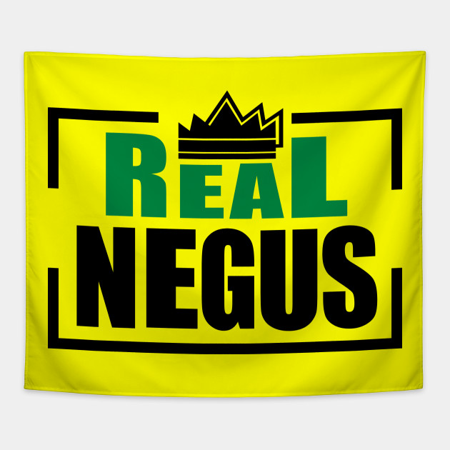 Real Negus (black and green)