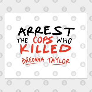 Breonna Taylor Posters And Art Prints Teepublic