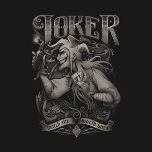 Joker - Watch the world burn