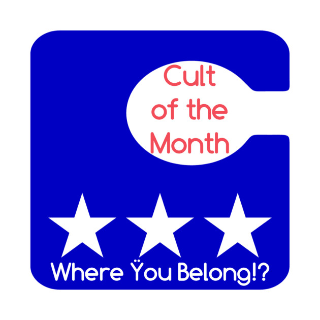 Cult Of The Month: Where you Belong Door Hanger