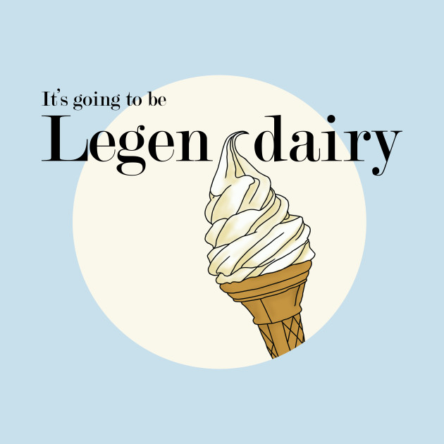 It's going to be legendairy