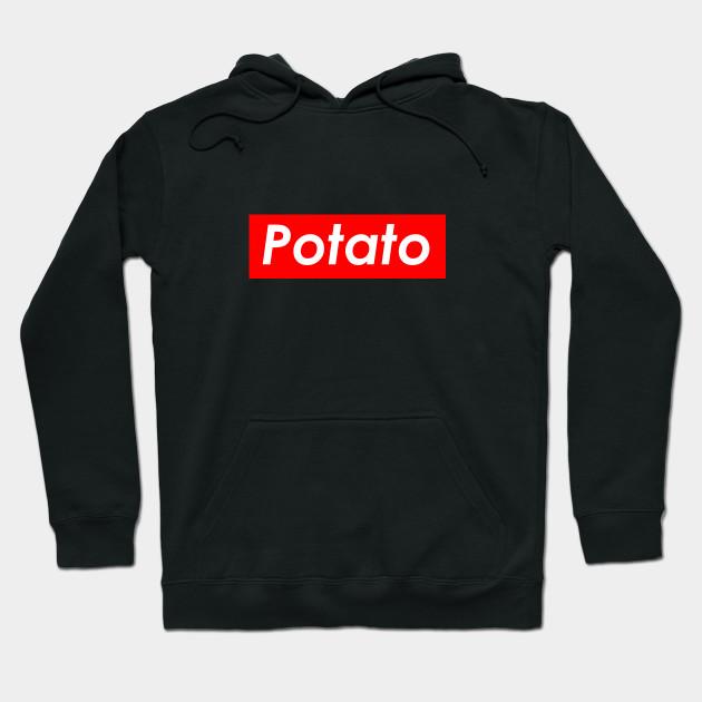 Supreme Potato Hoodie