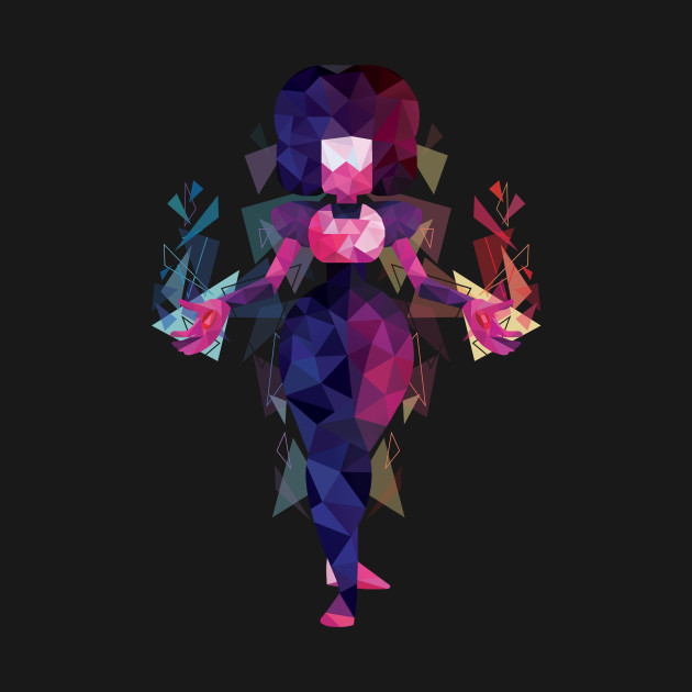 Crystalized Garnet