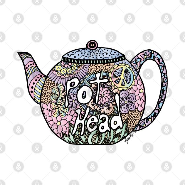 Tea Pot Head