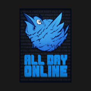 All Day Online: The Following t-shirts